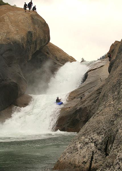 Pat Keller Fires Up Dead Bear Falls