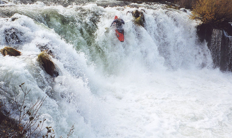 The Canyon run on the Upper Deschutes