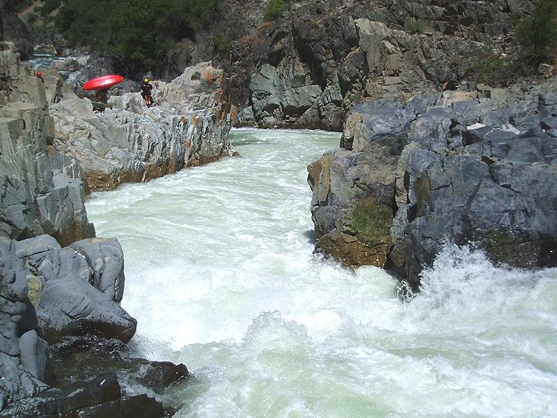 South Fork Payette Canyon Run